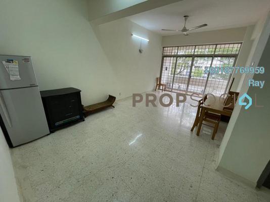 Condominium For Rent in Arena Shamelin Apartment, Kuala Lumpur Freehold Semi Furnished 3R/2B 1.4k