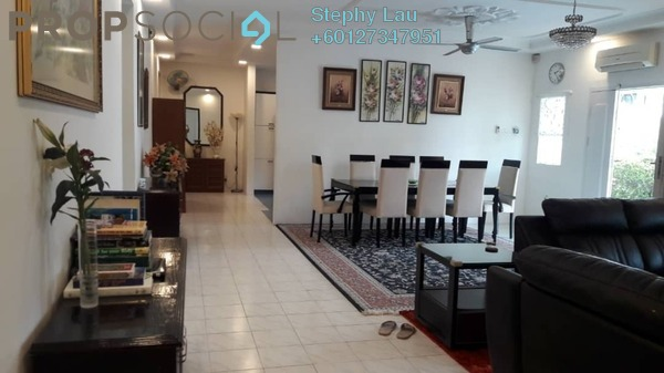 Bungalow For Rent in SS12, Subang Jaya Freehold Fully Furnished 7R/6B 7k