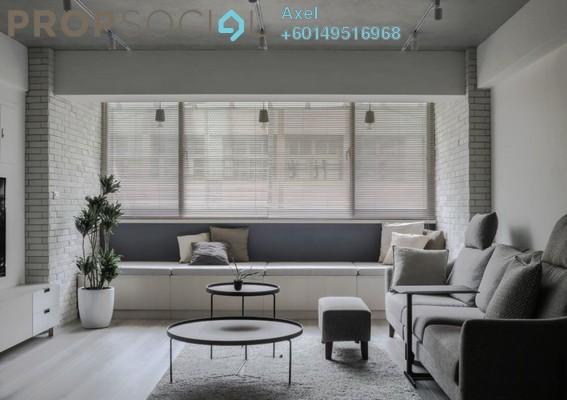 Condominium For Sale in Jalan Bangsar, Kuala Lumpur Freehold Semi Furnished 3R/2B 627k