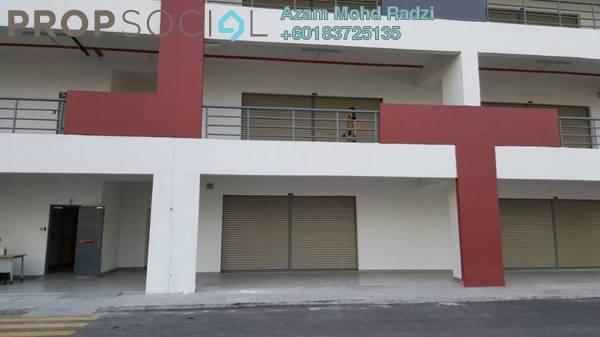 Shop For Sale in Bandar Baru Klang, Klang Freehold Unfurnished 0R/1B 500k