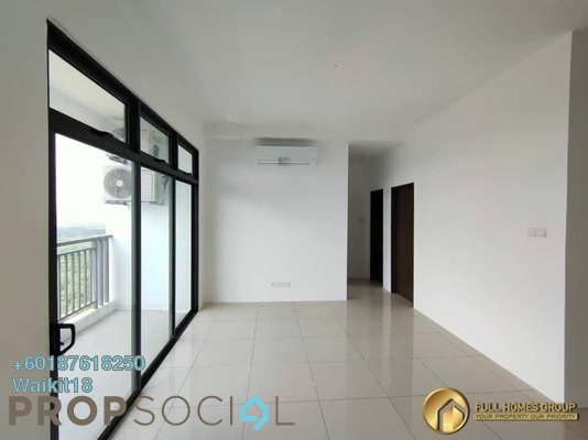 Condominium For Rent in 8scape, Johor Bahru Freehold Semi Furnished 3R/3B 1.2k