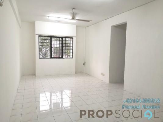 Apartment For Sale in Subang Bestari, Subang Freehold Semi Furnished 3R/2B 229k