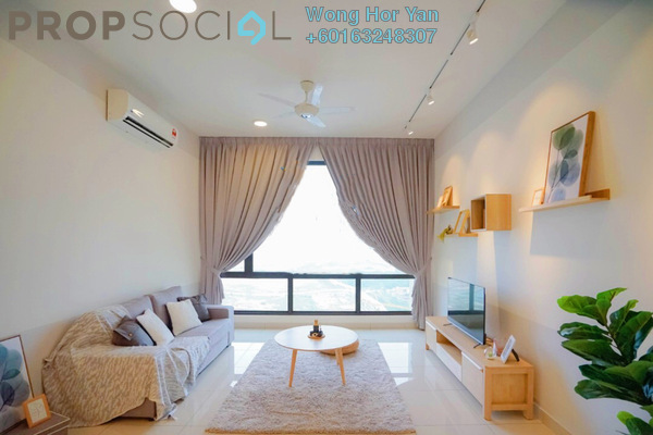 Serviced Residence For Rent in The Park Sky Residence @ Bukit Jalil City, Bukit Jalil Freehold Fully Furnished 3R/2B 3.5k