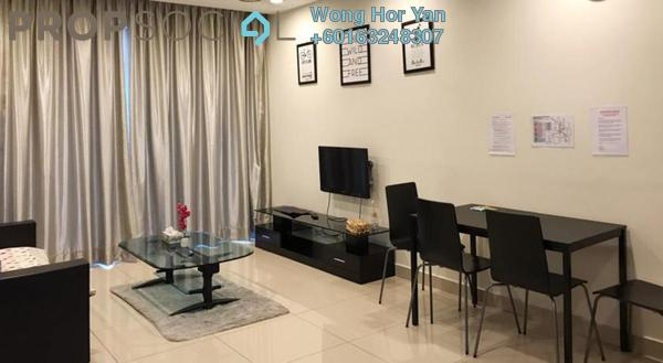 Serviced Residence For Sale in G Residences @ Pacific Place, Ara Damansara Freehold Fully Furnished 3R/2B 650k
