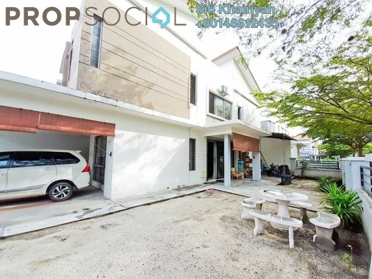 Terrace For Sale in Setia Indah, Setia Alam Freehold Unfurnished 5R/4B 1.05m