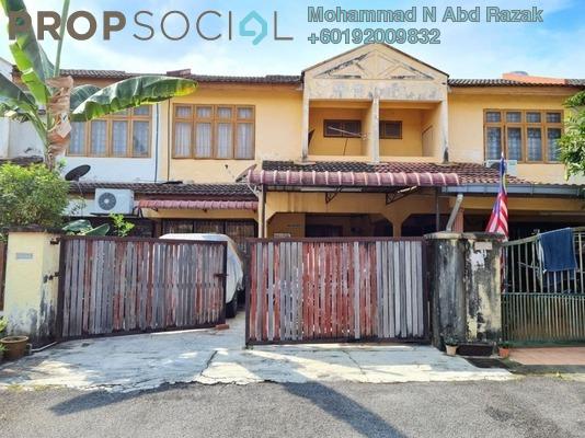 Terrace For Sale in Taman Subang Perdana, Subang Freehold Unfurnished 4R/3B 500k
