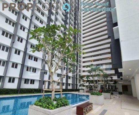 Condominium For Rent in Residensi Seri Wahyu, Jalan Ipoh Freehold Semi Furnished 3R/2B 1.3k