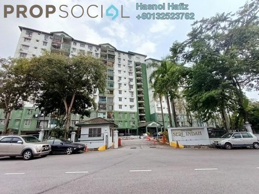 Apartment For Rent in Taman Serdang Perdana, Seri Kembangan Freehold Unfurnished 3R/2B 880translationmissing:en.pricing.unit