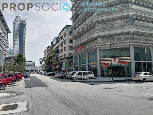 Office For Rent in Fraser Business Park, Sungai Besi Freehold Unfurnished 0R/2B 2k