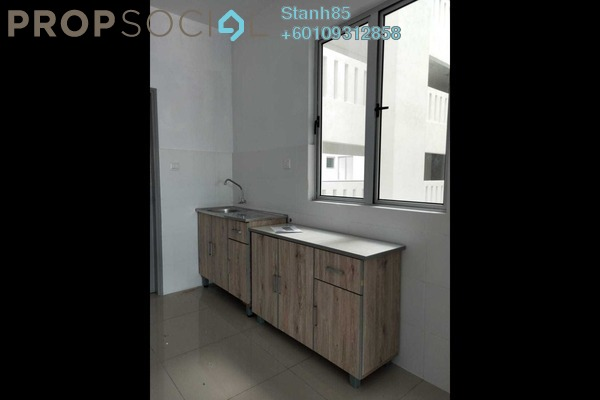 Condominium For Rent in PV18 Residence, Setapak Freehold Semi Furnished 3R/2B 1.5k