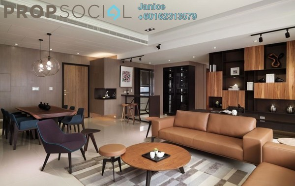 Condominium For Sale in Taman Mutiara Subang, Subang Freehold Fully Furnished 2R/2B 249k