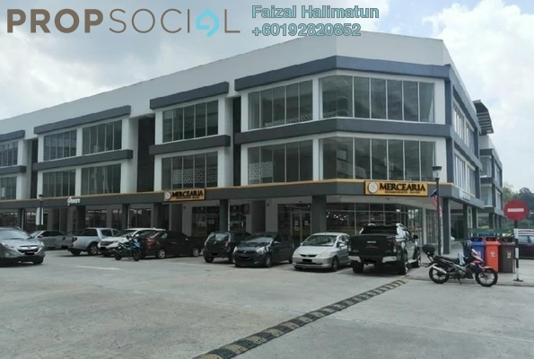 Shop For Sale in Savanna Executive Suites, Southville City Freehold Unfurnished 1R/1B 2.7m