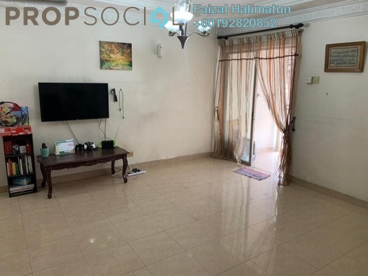 Apartment For Sale in Subang Bestari, Subang Freehold Semi Furnished 3R/2B 269k