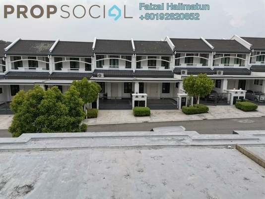 Terrace For Sale in Eco Majestic, Semenyih Freehold Unfurnished 4R/4B 600k