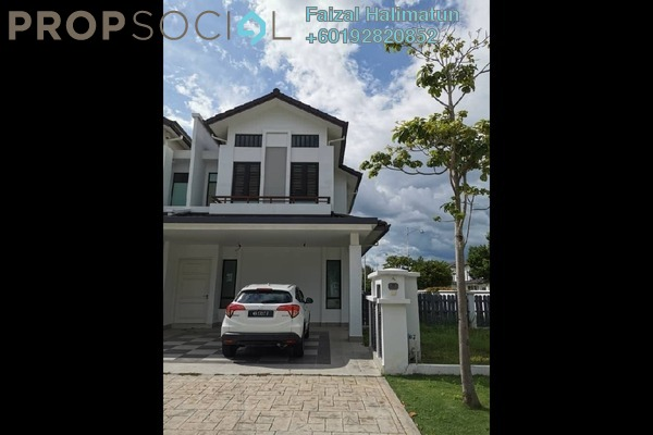 Semi-Detached For Sale in Eco Majestic, Semenyih Freehold Semi Furnished 5R/5B 1m