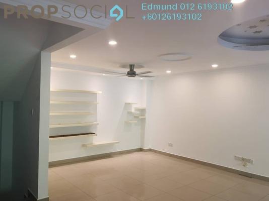 Townhouse For Rent in Li Villas, Petaling Jaya Freehold Semi Furnished 3R/2B 2.2k