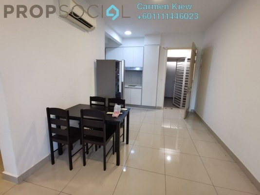 Apartment For Sale in Austin Suites, Tebrau Freehold Fully Furnished 1R/1B 279k