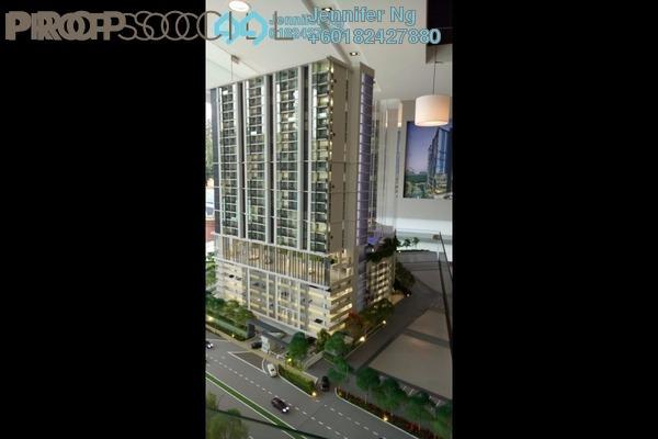 Condominium For Sale in AraTre' Residences, Ara Damansara Freehold Semi Furnished 1R/1B 550k