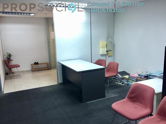 Office For Rent in Kelana Square, Kelana Jaya Freehold Fully Furnished 0R/1B 1.5k
