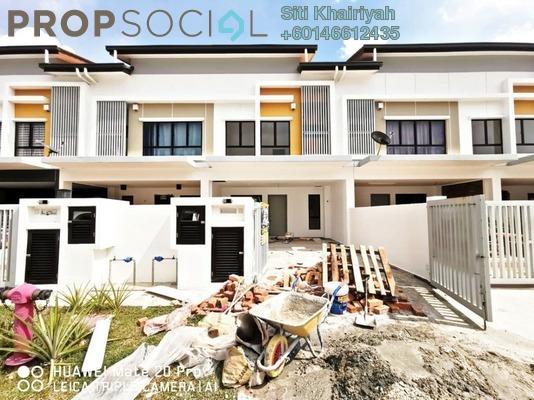 Terrace For Sale in Setia Permai 2, Setia Alam Freehold Unfurnished 4R/3B 695k