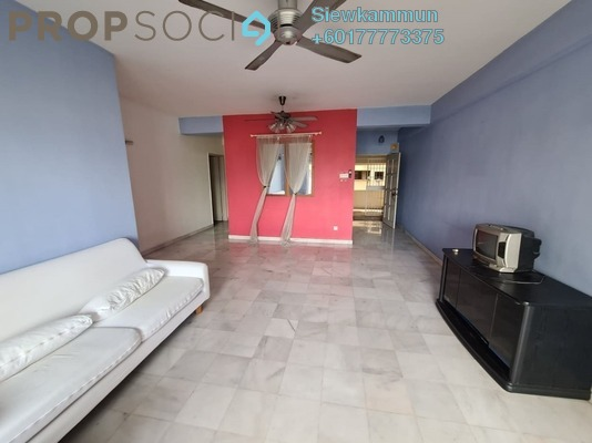 Condominium For Sale in Seri Puri, Kepong Freehold Fully Furnished 3R/2B 318k