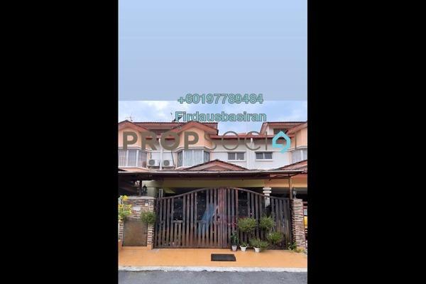 Terrace For Sale in Seksyen 8, Bandar Baru Bangi Freehold Unfurnished 4R/3B 600k