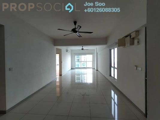 Condominium For Rent in Villa Orkid, Segambut Freehold Semi Furnished 3R/4B 1.9k