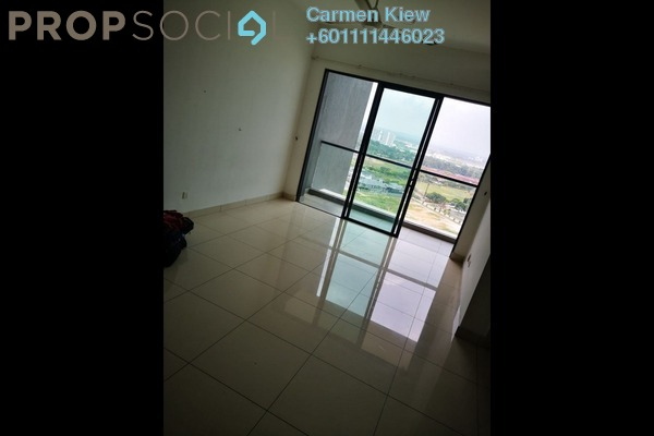 Condominium For Rent in The Raffles Suites, Johor Bahru Freehold Semi Furnished 2R/2B 1.3k