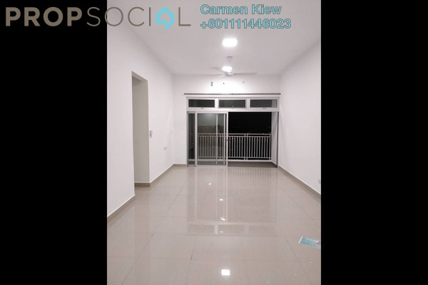 Serviced Residence For Rent in Centra Residences @ Nasa City, Johor Bahru Freehold Semi Furnished 3R/2B 1k