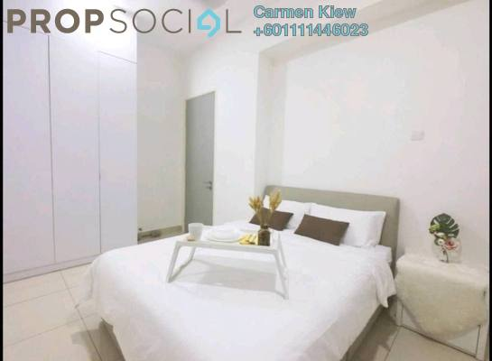 Apartment For Rent in Sky Suites @ Meldrum Hills, Johor Bahru Freehold Fully Furnished 3R/4B 3.7k