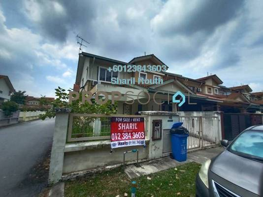 Terrace For Sale in Setia Impian, Setia Alam Freehold Unfurnished 4R/3B 580k