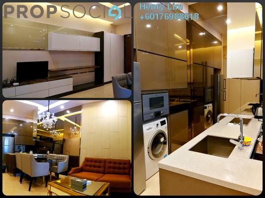 Serviced Residence For Rent in Dorsett Residences, Bukit Bintang Freehold Fully Furnished 1R/1B 2.5k