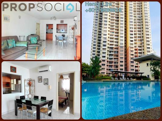 Condominium For Sale in Mont Kiara Bayu, Mont Kiara Freehold Fully Furnished 2R/2B 648k