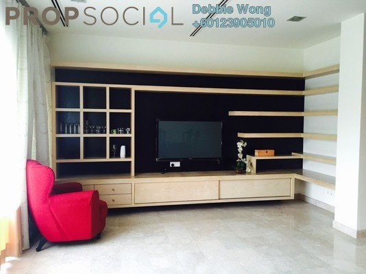Villa For Rent in Kenny Heights Estate, Kenny Heights Freehold Fully Furnished 4R/4B 9.5k