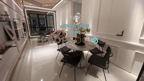 Condominium For Sale in You Vista @ You City, Batu 9 Cheras Freehold Semi Furnished 4R/2B 527k