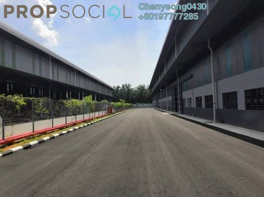 Factory For Sale in Jenjarom, Selangor Freehold Unfurnished 0R/0B 20m