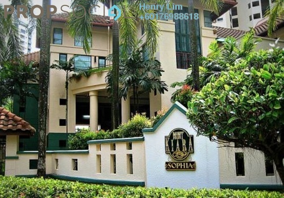 Condominium For Sale in Mont Kiara Sophia, Mont Kiara Freehold Fully Furnished 2R/2B 760k