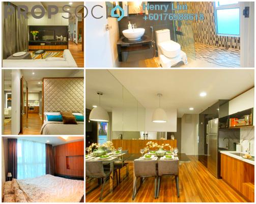 Serviced Residence For Rent in VERVE Suites, Old Klang Road Freehold Fully Furnished 2R/2B 2.2k