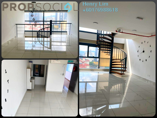 Office For Rent in 3 Towers, Ampang Hilir Freehold Unfurnished 0R/2B 1.7k