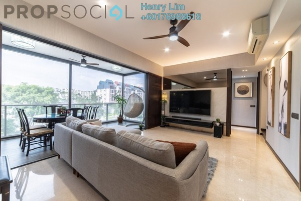 Serviced Residence For Rent in Rimbun, Ampang Hilir Freehold Semi Furnished 3R/5B 14k