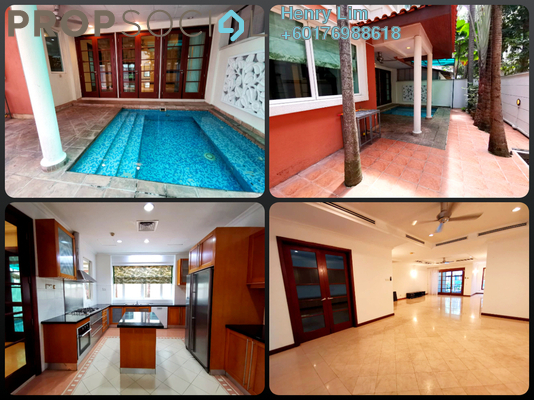 Duplex For Rent in 325 Persiaran Ritchie, Ampang Hilir Freehold Semi Furnished 4R/4B 8k