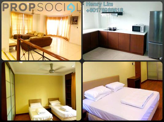 Condominium For Rent in Ampangpuri, Ampang Hilir Freehold Fully Furnished 3R/3B 4k
