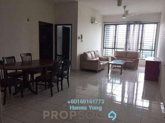 Serviced Residence For Rent in Casa Tiara, Subang Jaya Freehold Fully Furnished 3R/2B 1.9k