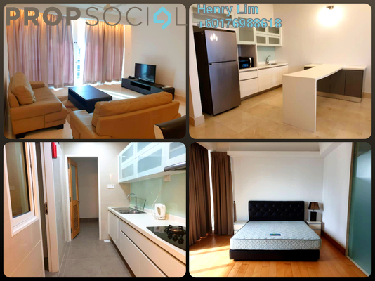 Condominium For Rent in Embassyview, Ampang Hilir Freehold Fully Furnished 3R/3B 4.5k