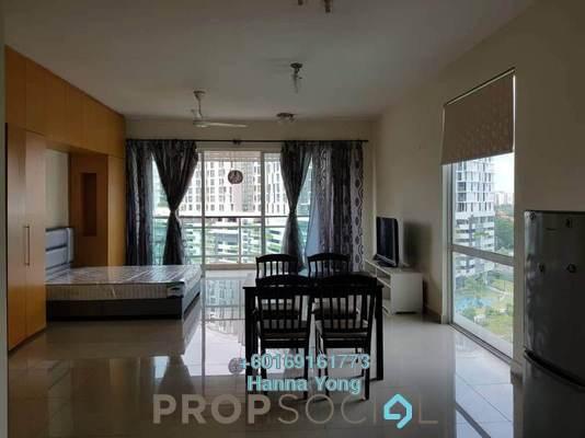 SoHo/Studio For Sale in Oasis Ara Damansara, Ara Damansara Freehold Fully Furnished 1R/1B 430k