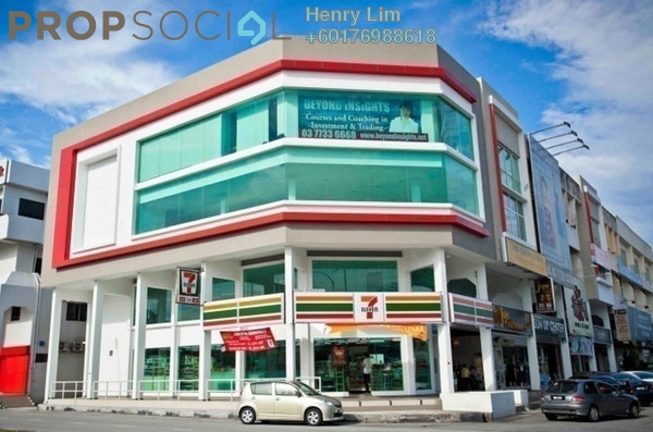 Office For Rent in Damansara Uptown, Damansara Utama Freehold Unfurnished 0R/0B 2.5k