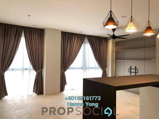 Serviced Residence For Rent in Lumi Tropicana, Tropicana Freehold Semi Furnished 2R/2B 2.7k
