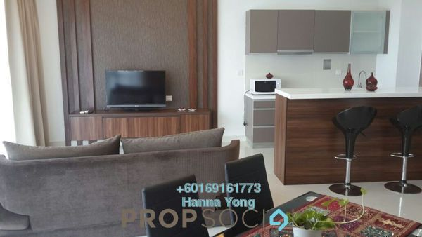 Serviced Residence For Rent in Regalia @ Jalan Sultan Ismail, Kuala Lumpur Freehold Fully Furnished 1R/1B 1.7k