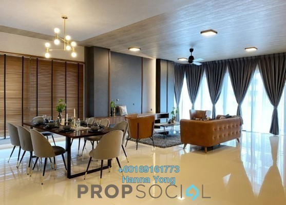 Condominium For Rent in Residensi 22, Mont Kiara Freehold Fully Furnished 4R/3B 13k