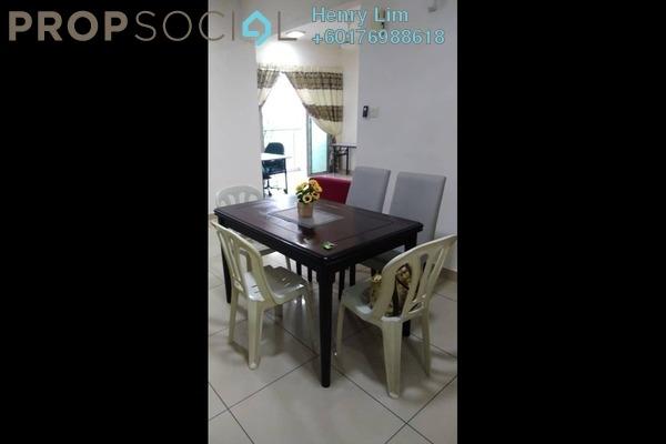 Condominium For Rent in One South, Seri Kembangan Freehold Fully Furnished 3R/2B 1.8k